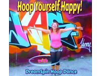 Beginner Hula Hoop Workshop Saturday 11th August 1-3pm
