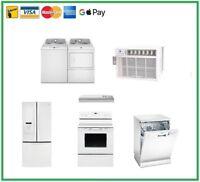 Appliances installation service d'installation d'électroménagers
