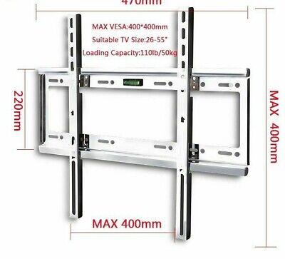 TV Wall Mount Bracket Flat Panel Top Quality Universal Stainless Steel TV Holder Universal Flat-panel Tv