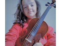 Beginner violin lessons!