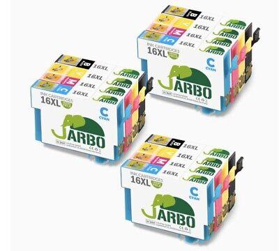 Jarbo For Epson Inkjet Cartridges 16XL / WF / XP