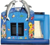 Inflatable Play Areas (Bouncers)