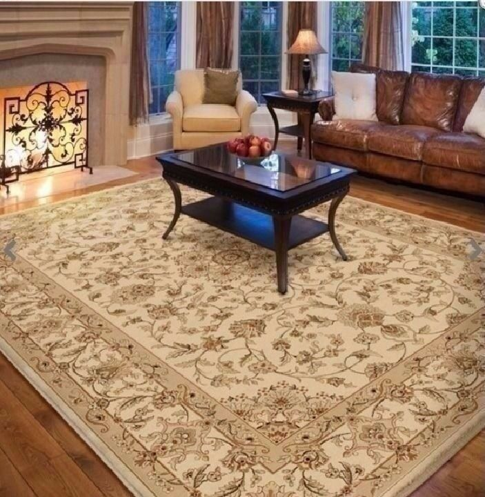 Brand New - Luxury large carpet rug.