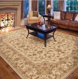 Brand New - Luxury large carpet rug. Made in the USA