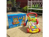 VTEC First Steps Baby Walker - Great Condition