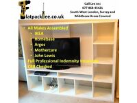 Flatpack Furniture Assembly - South-West London, Surrey and Middlesex