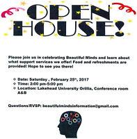 Beautiful Minds Open House