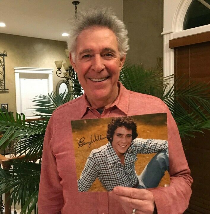 Welcome to BARRY WILLIAMS DIRECT! 8x10 PHOTO #4 SIGNED TO YOU! * THE BRADY BUNCH