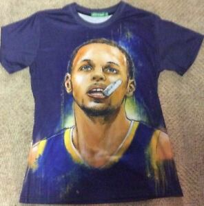 Lebron James, Michael Jordan, Steph Curry! Brand New NBA TShirts
