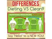 Nutritional Meal Replacement Shakes