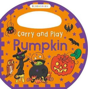 Bloomsbury-Carry And Play Pumpkin  BOOKH NEU