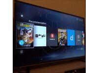 43 inch hisense 4k smart tv