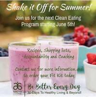 Clean Eating Program
