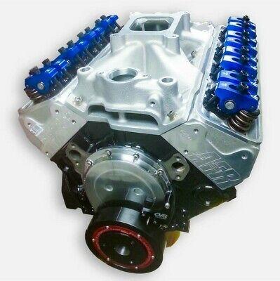 - 427 Small Block Chevy Stroker Crate Engine DART Block Aluminum Heads 575HP