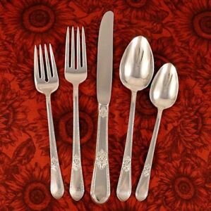 WANTED - 1847 Rogers ADORATION Silver Plated Flatware
