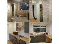 Handyman, builder, decorator, tiling, decking, wallpaper