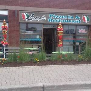 Luigis Pizzeria and Pj's Laundromat London Ontario image 6