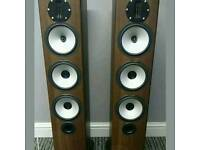 Monitor audio bx6 LCR speaker's