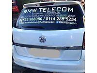 Telephone/Internet Engineer Ex BT (South Yorkshire)