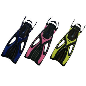 Promate-Pace-Junior-Snorkeling-Fins-for-Kids-Children-Boy-Girl