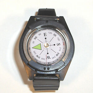 New-SCUBA-Diving-Navigation-Compass-Underwater-Wrist-Gauge-Lightweight-Eco