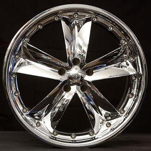 """Mags 20"""" Niche 5 trous pour Mercedes, Audi, VW"""