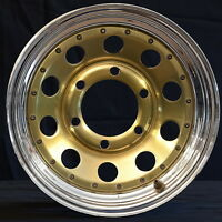 "Mags 14"" gold Modular 6 trous pour Mazda, Nissan, Trailer, etc.."