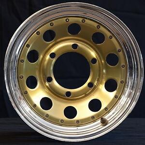 "Mags 14"" gold Modular 6 trous pour Mazda, Nissan, Trailer, etc.."