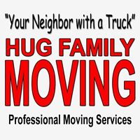 Hug Family Moving | January & February is booking FAST !!