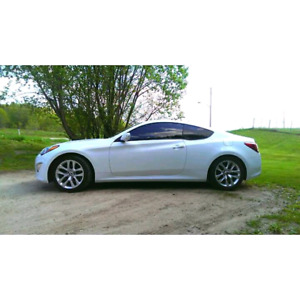 2015 GENESIS COUPE 3.8 MANUAL!!obo