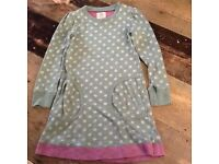 4 X Little Joule girls dresses ages between 6 and 8