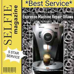 Espresso Coffee Machine Repair Ottawa