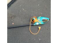 Electric Power Base hedge trimmer for sale