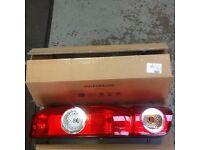 Volkswagen Crafter Passenger Rear Lamp 2E0 945 095 ( 2014-ONWARDS )