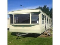 2 bedroom caravan sleeps 6