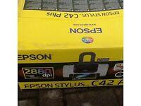 Epsom C42 plus printer BNIB