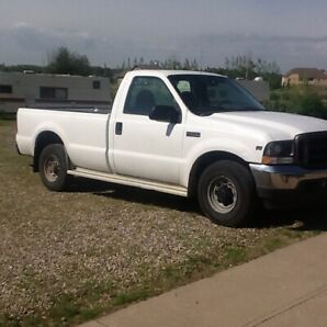 2002 Ford 250 super duty