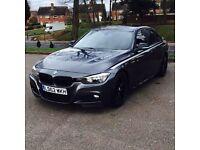 BMW 320D 4 DOOR SALOON SUPERB BARGAIN