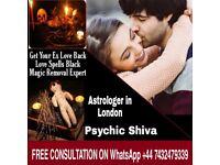 Psychic Love Spells Vashikaran Ex Love Back/Black Magic Removal/Voodoo Spells/Evil Spirit Healer UK
