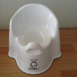 POTTY CHAIR - BABY BJORN Wollongong Wollongong Area Preview