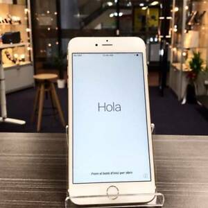 AS NEW IPHONE 6 PLUS 16GB GOLD AU MODEL UNLOCKED WARRANTY INVOICE Pacific Pines Gold Coast City Preview