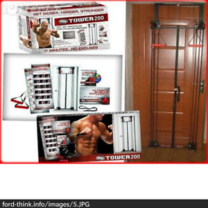 Tower 200 Body By Jake Buy Or Sell Exercise Equipment In