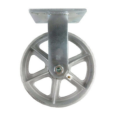 10 X 3 Steel Wheel Caster - Rigid