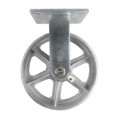 10 X 3 Steel Wheel Caster - Rigid