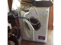Aquarius washer dryer, perfect condition.