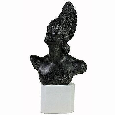 Original ERNST FUCHS Bronzeskulptur