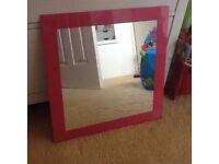 Mirror pink