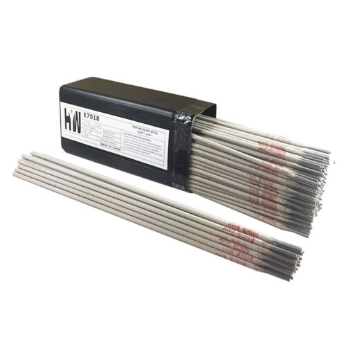 "E7018 1/8"" x 10 lb Stick electrodes welding rod 7018 1/8 10#"
