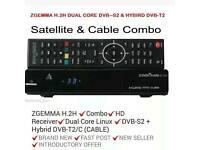 ZGEMMA H2.H 24 MONTHS VM CABLE SUPPORT WARRANTY UK NUM 1 SERVICE