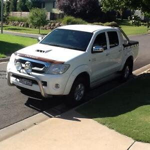 2010 Toyota Hilux Ute Hamilton Valley Albury Area Preview